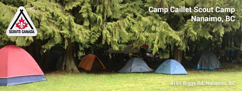 Camp Caillet Scout Camp, 4161 Biggs Road, Nanaimo | campcaillet.ca