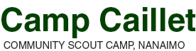 Camp Caillet, Scouts Canada